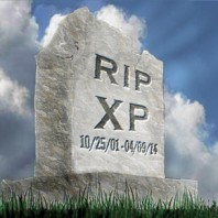 RIP – Windows XP